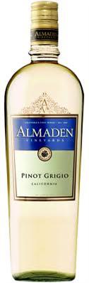 Almaden Pinot Grigio  Chenin Blanc